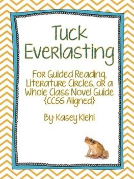 Tuck Everlasting Overview - BookRags.com | Study Guides ...