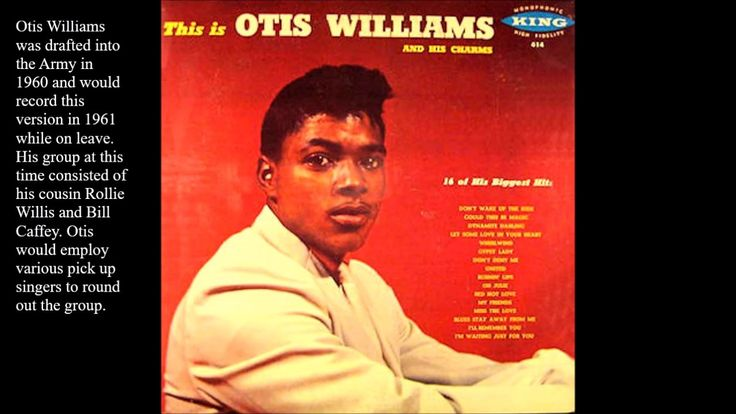 Otis Williams & His Charms - The Secret (1961)