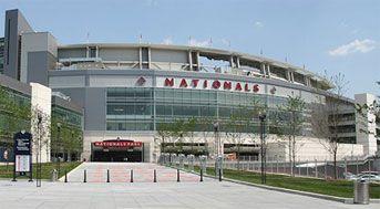 Washington Nationals Stadium.