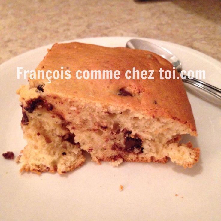 Gateau chocolat cuisine futee
