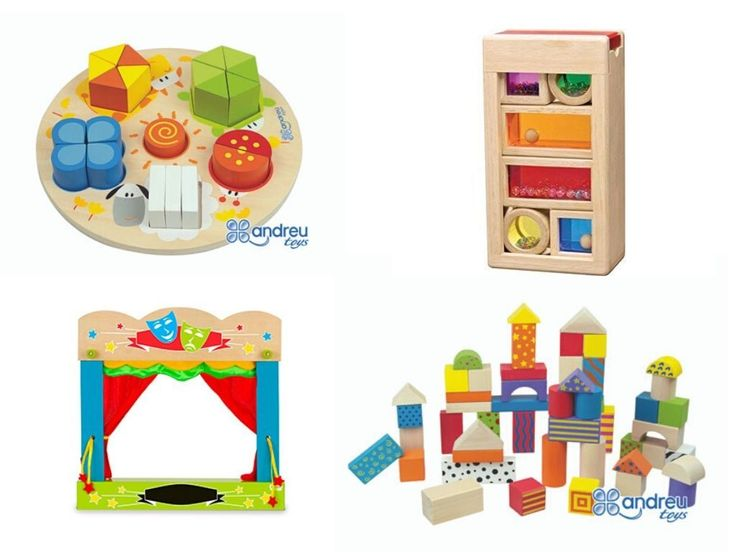 Tik Tac: Juguetes y juegos educativos para los peques de la casa