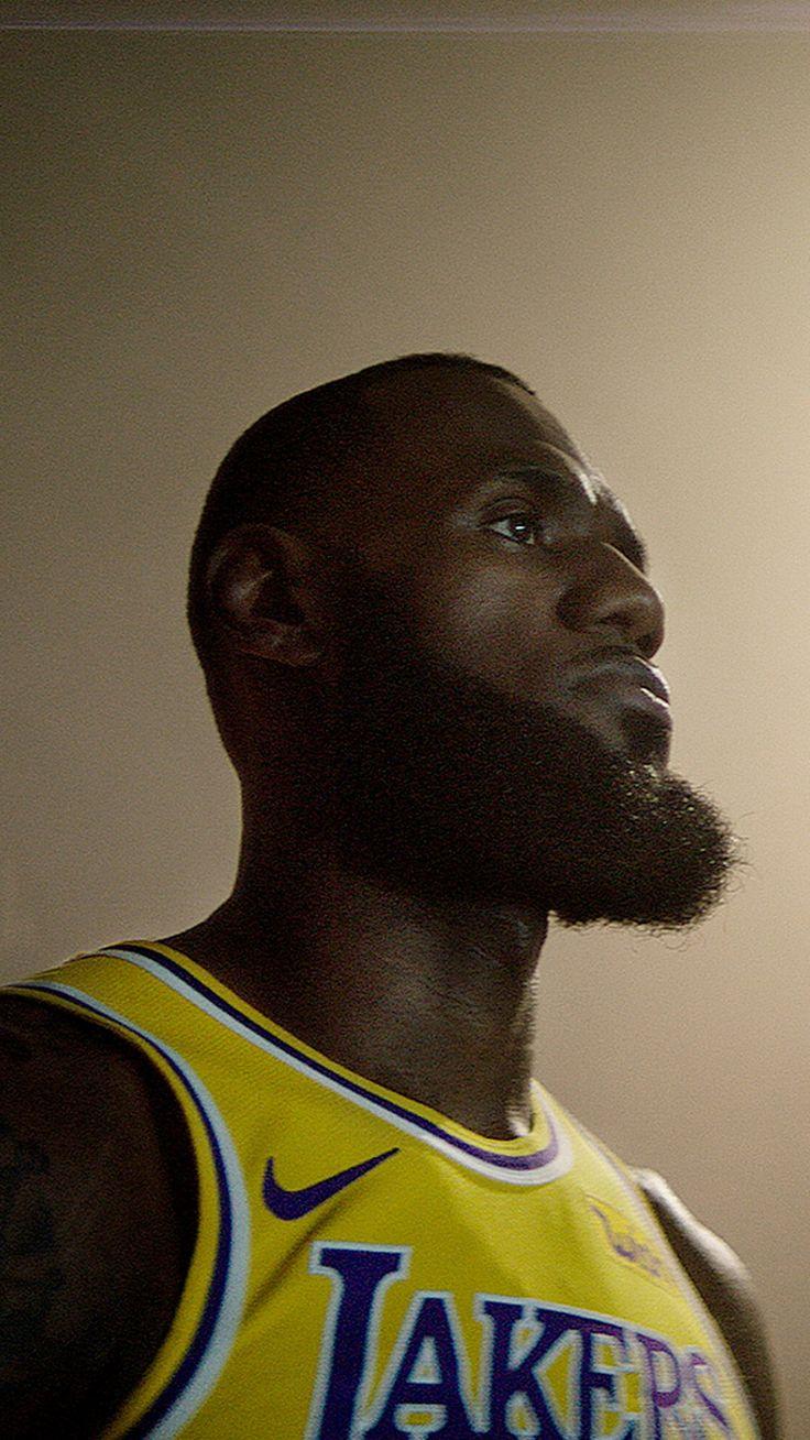 LeBron James LA Lakers iPhone 7 Plus Wallpaper Lebron