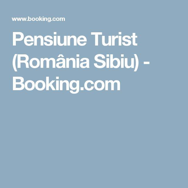 Pensiune Turist (România Sibiu) - Booking.com