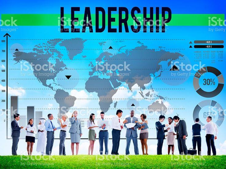 Líder de liderazgo autoritario concepto de refuerzo foto de stock libre de derechos