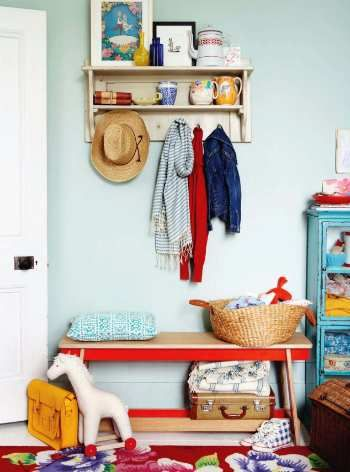 Country Living UK: Colour, Decor, Interior, Idea, Colors, Kidsroom, Country Style Homes, Boys Room, Kids Rooms