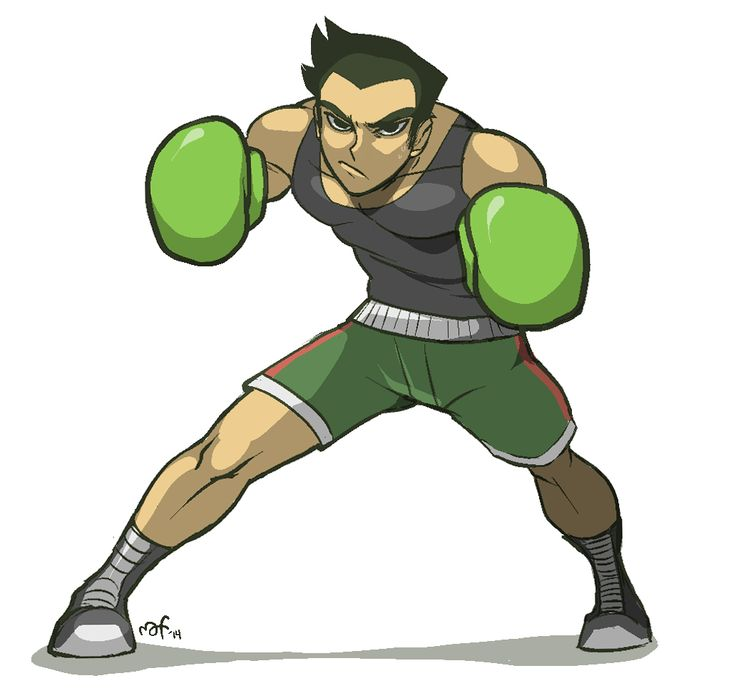 It's just a graphic of Légend Little Mac Drawing