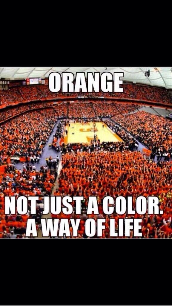 Syracuse!