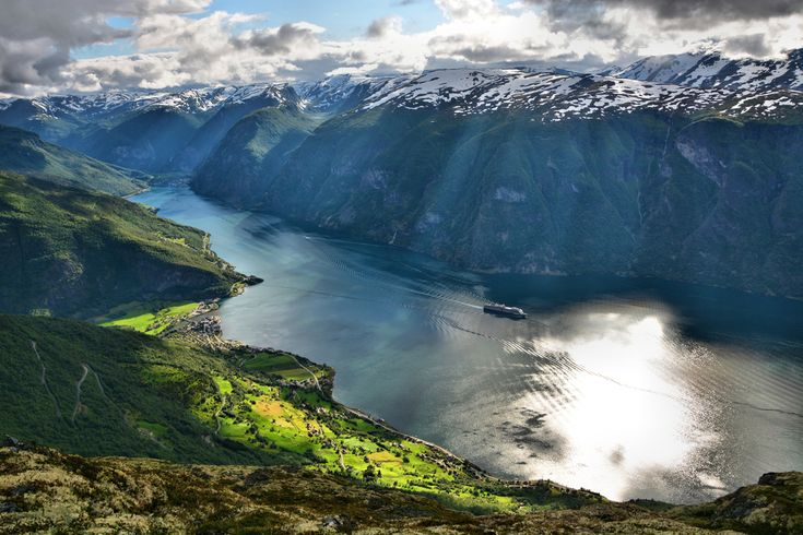 World Heritage Aurland