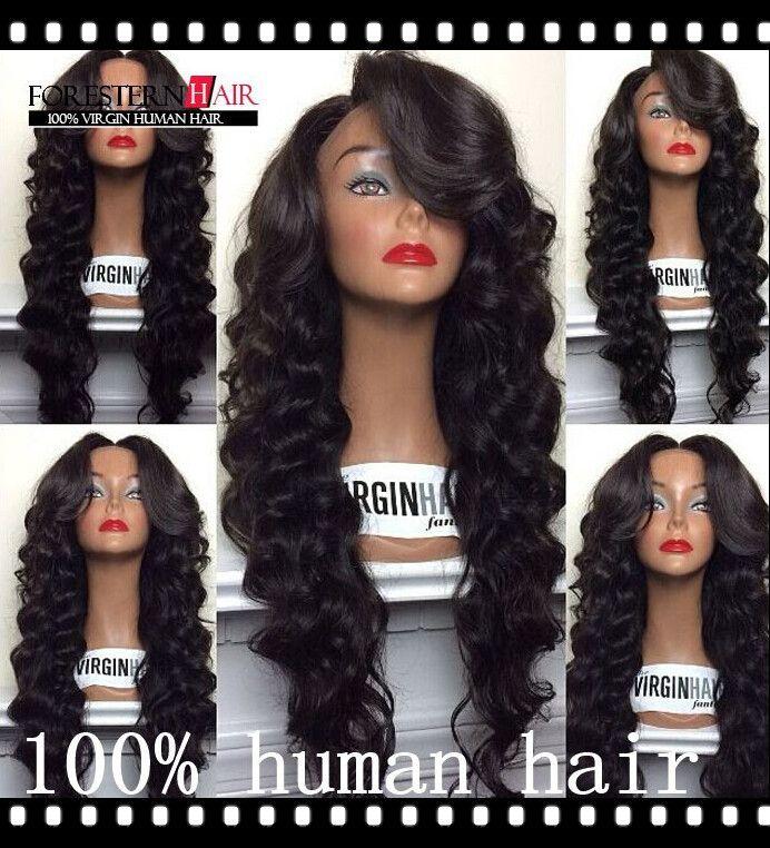 Teresa Human Hair Wig Colors 40