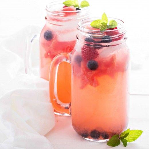 Рецепт - Арбузный лимонад