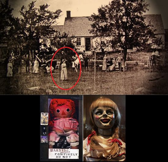 Top Real Witch Bathsheba From The Conjuring Bottom