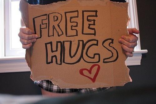 Hugs <3: Free Hugs, Bucketlist, Za Free, Quotes, Random Things, Hugs Signs, Inspiration Pictures, Hugs Campaigns, Videos Free
