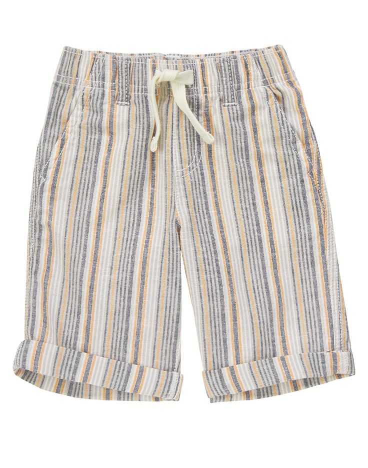 Stripe Shorts at Crazy 8 3,59
