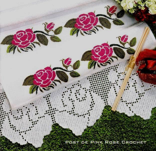 *-* com rosas