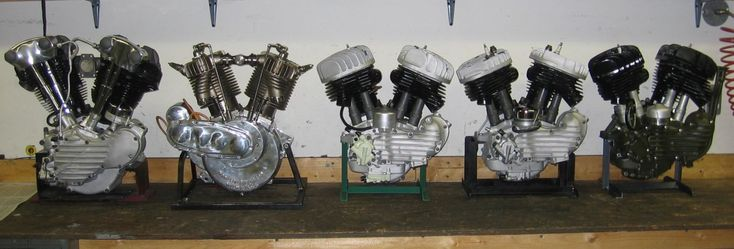vintage Motorcycle engines   Vintage motorcycle Restoration, vintage Harley for sale, Indian ...