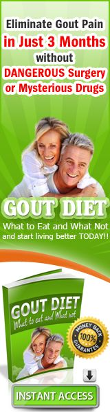 What is the Right Food to Eat with Gout?