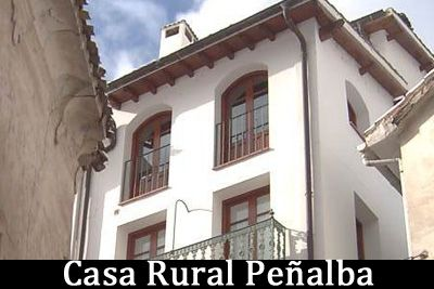 Entorno Natural La Rioja - Casa rural Peñalba en el pueblo de Arnedillo (La Rioja)