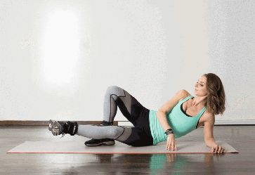 In this article, we are presenting you creative moves. This workout is excellent for your thighs in ways you didn't believe were possible.  All moves can be done by using only your body weight. For creating your own resistance, you can squeeze glutes, legs, and abs or ankle weights for the inner thigh moves and step it up a notch with a resistance band for the outer thigh moves. The moves should be done slowly.