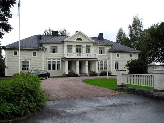 The Manor of Kepo, Uusikaarlepyy, Finland
