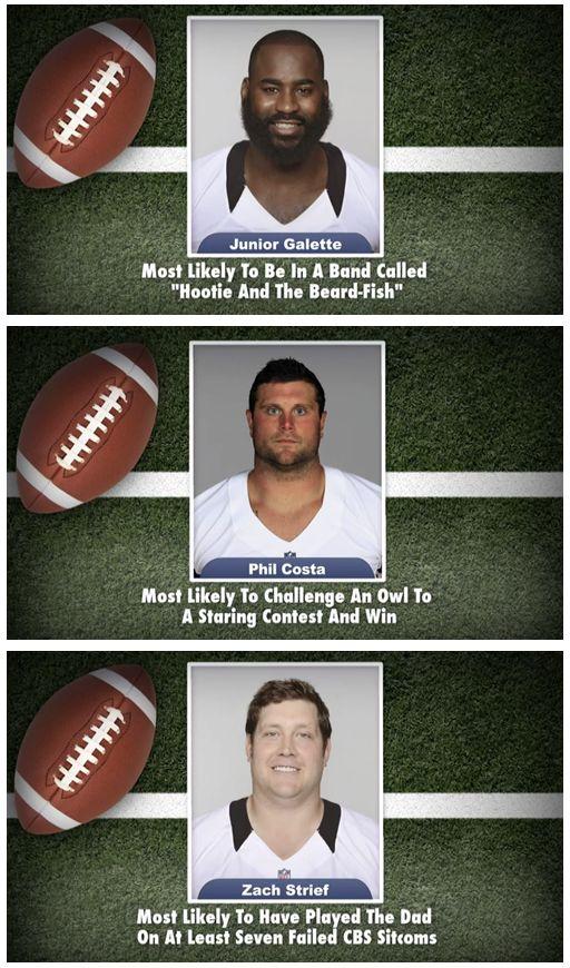 Late Night Superlatives Cowboys vs. Saints: http://www.youtube.com/watch?v=stNeu4jrIbo