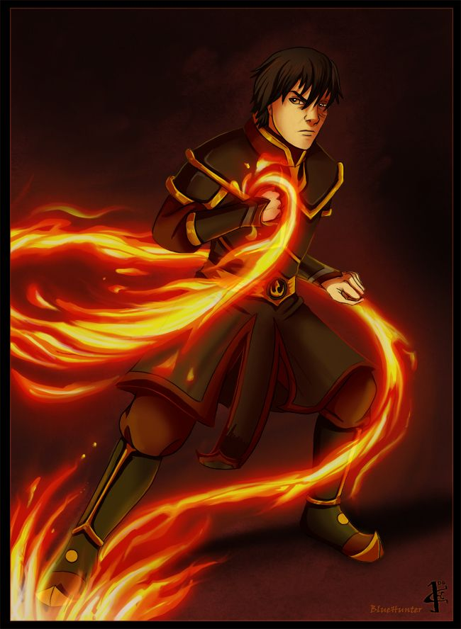 Avatar Prince Zuko by on