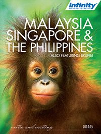 Meet Mogli, he is the star of our brand new Malaysia, Singapore & The Philippines Brochure.