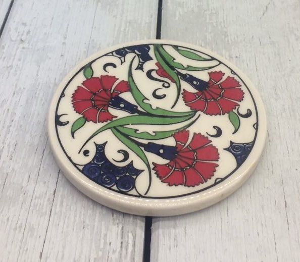 TURKISH CERAMIC COASTER