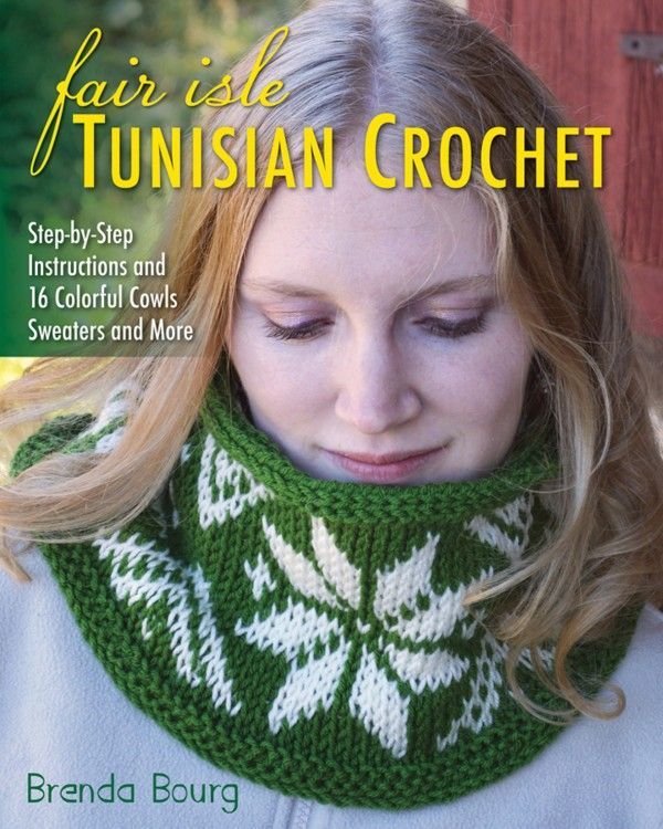 Fair Isle Tunisian Crochet (Book Review)