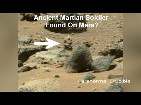 UFO SIGHTINGS DAILY: Ancient Martian Soldier Found On Mars In NASA Photo, Nov 2016, Video, UFO Sighting News.