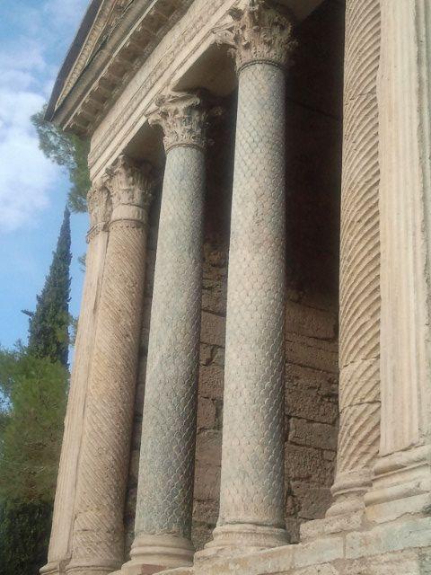 Spoleto, keresztény templom