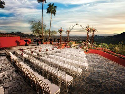 Pointe Hilton Tapatio Cliffs Resort Weddings Phoenix Wedding Venue Phoenix AZ 85020