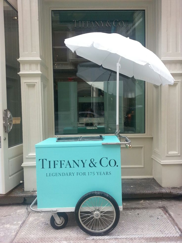Tiffany Blue, the light medium robin egg blue color associated with Tiffany & Co., is one of the world's most recognized colors. First used in 1845, this color is protected by trademark and is produced using a private custom color by Pantone, with PMS number 1837, the number deriving from the year of Tiffany's foundation.
