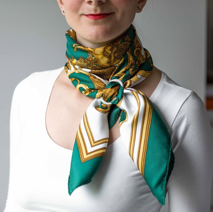 Cashmere Silk Scarf - Bond of Love Silk Scarf by VIDA VIDA goMIen84