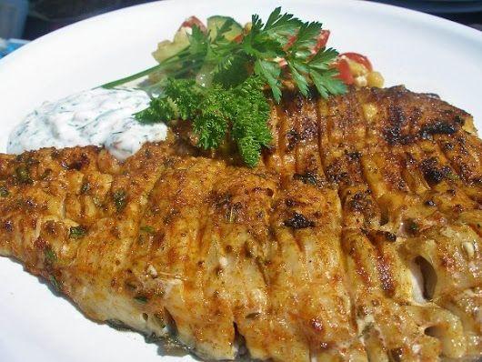 Kapří filet na grilu » Rybářský rozcestník