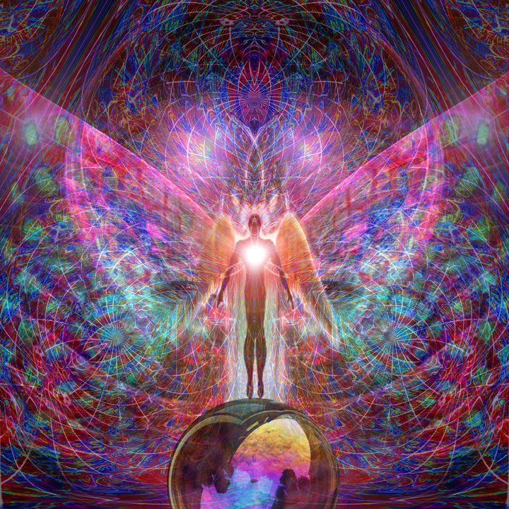 Our thoughts, feelings, words, and actions are all forms of energy. What we think, feel, say, and do in each moment comes back to us to create our realities. Energy moves in a circle, so what goes around comes around. The combined thoughts, feelings, words and actions of everyone on the planet creates our collective consciousness, it creates the world we see before us.