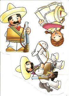 Educando y jugando: Día de la Revolución Mexicana.