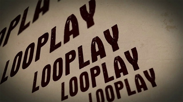 Looplay for Re-evolution  by WeeBoo Motion Graphics