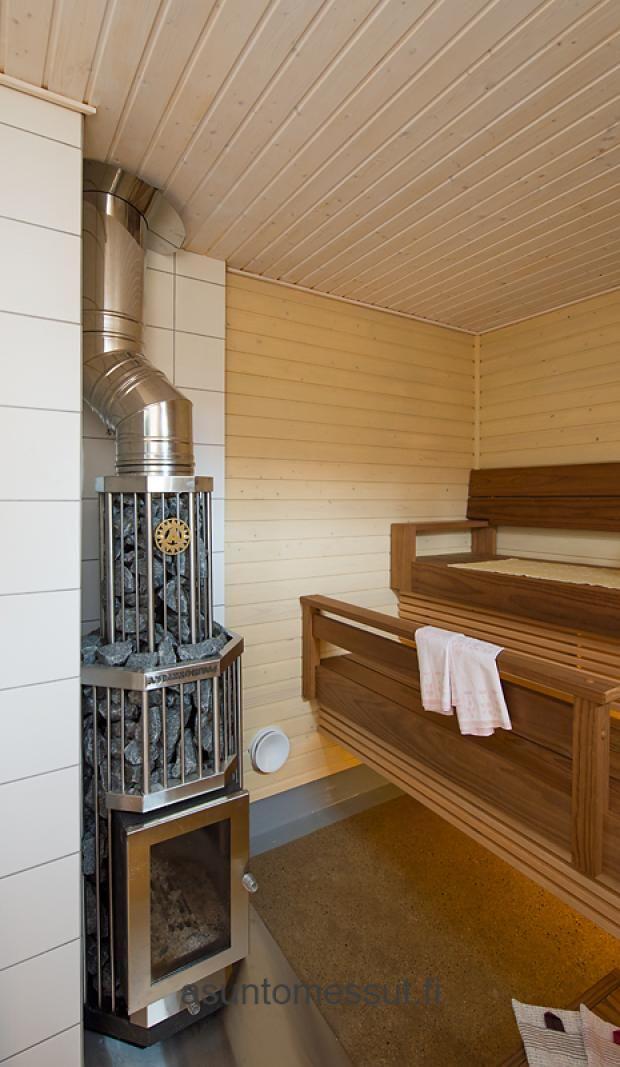 Talo PikkuPuu - Sauna   Asuntomessut