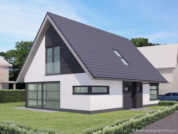 Huis landelijk modern a collection of ideas to try about other home villas and exterior for Modern huis binnenhuisarchitectuur villas