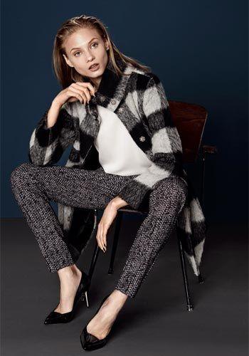 La moda dell'autunno/inverno 2014: cappotti, giacche, giubbini: Foto - Di•Lei - Donne