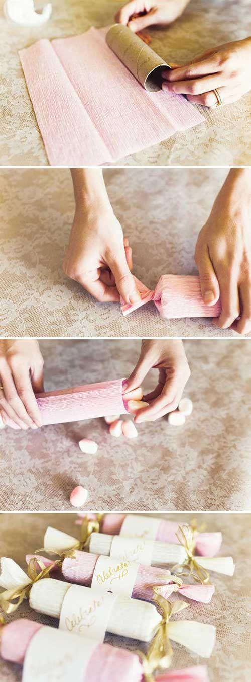 30+ kreative DIY-Ideen, um Geld auf Ihrer Hochzeit zu sparen