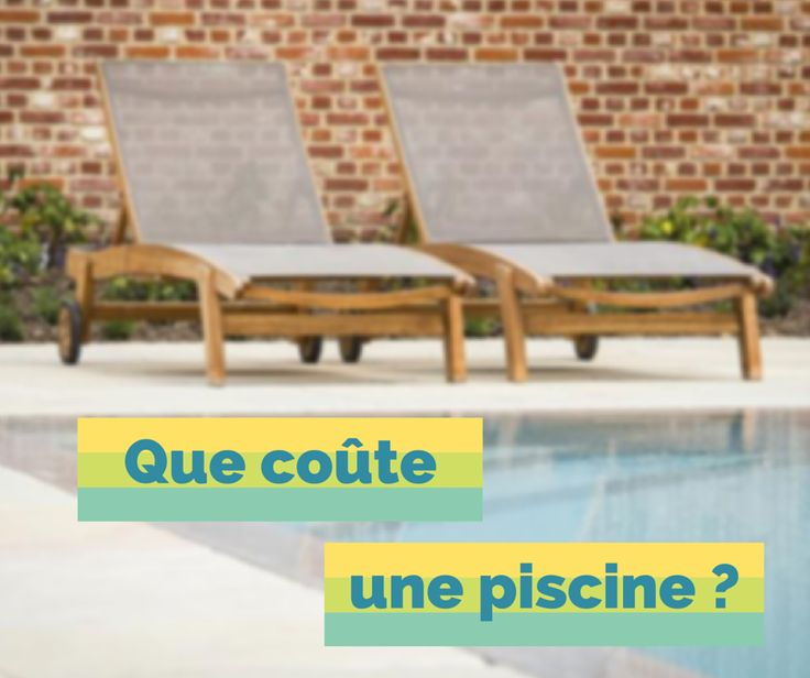 44 best wat kost images on pinterest building - Combien coute une piscine en beton ...