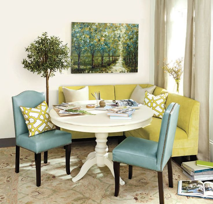 Corner Dining Room Sets: 247 Best Images About Banquettes/Breakfast Nooks On