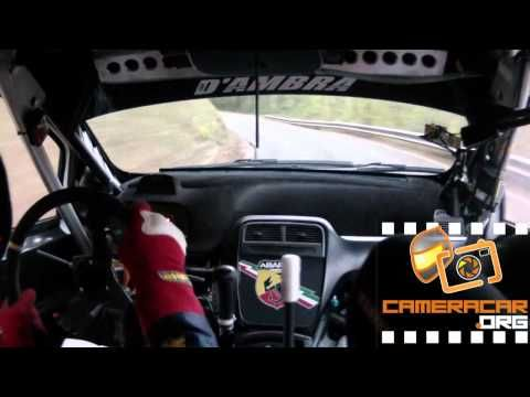 RALLY CAMERA CAR - Grandiosa Vittoria - Finale Coppa Italia (Chentre-Florean)