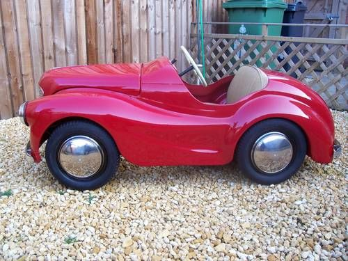 AUSTIN J40 PEDAL CAR Superb