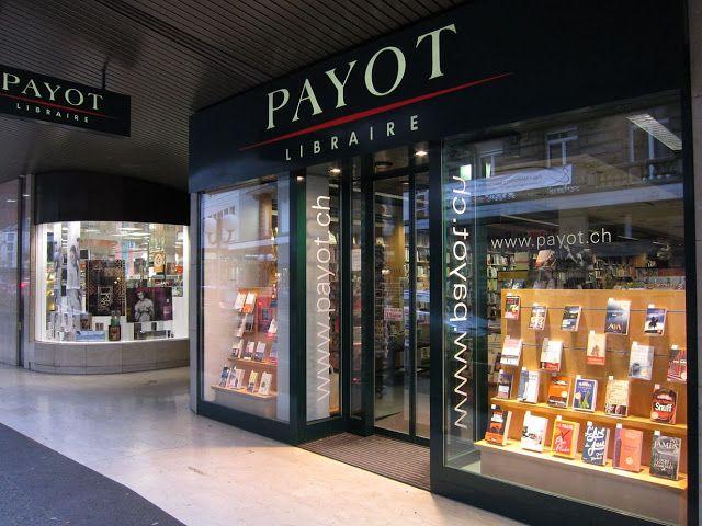 Librairie Payot - Montreux, Switzerland