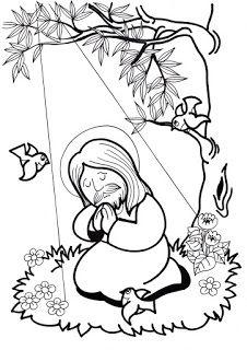 SGBlogosfera. Amigos de Jesús: VIA CRUCIS: CONOCEMOS Y COLOREAMOS