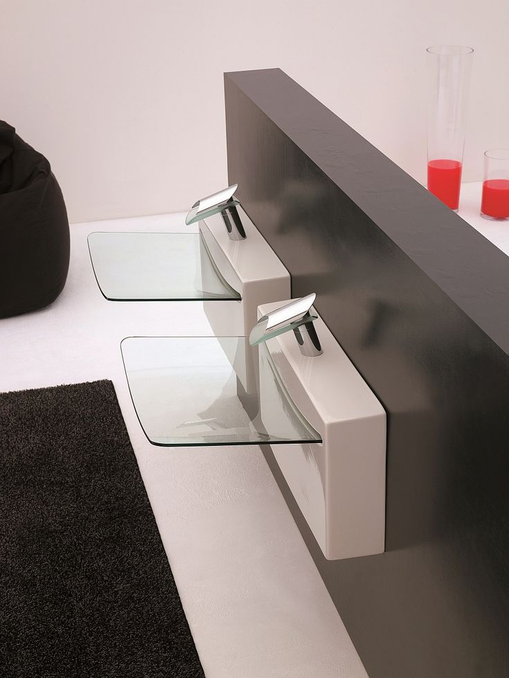 Bathroom:Remarkable Wallsystem Washbasins Steal In The Small Bathroom With Black Carpet And Marble Floor And Its Smart Solutions For Small Bathroom Ideas To Inspire You Inspiring Small Bathroom Design Ideas with Beautiful and Attractive Washbasins