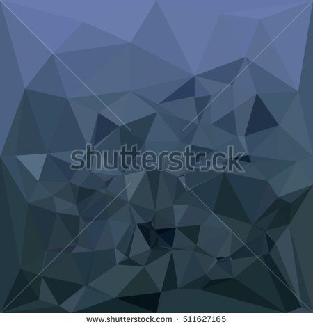 Low polygon style illustration of a medium slate blue abstract geometric background. #abstractbackground #lowpolygon #illlustration