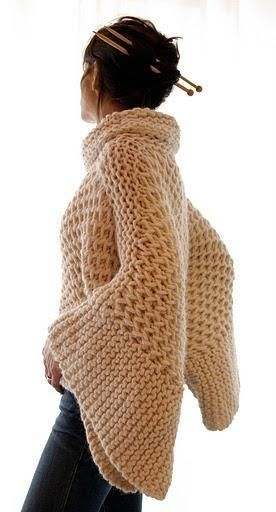 Knitting: Misti Brioche Honeycomb Sweater